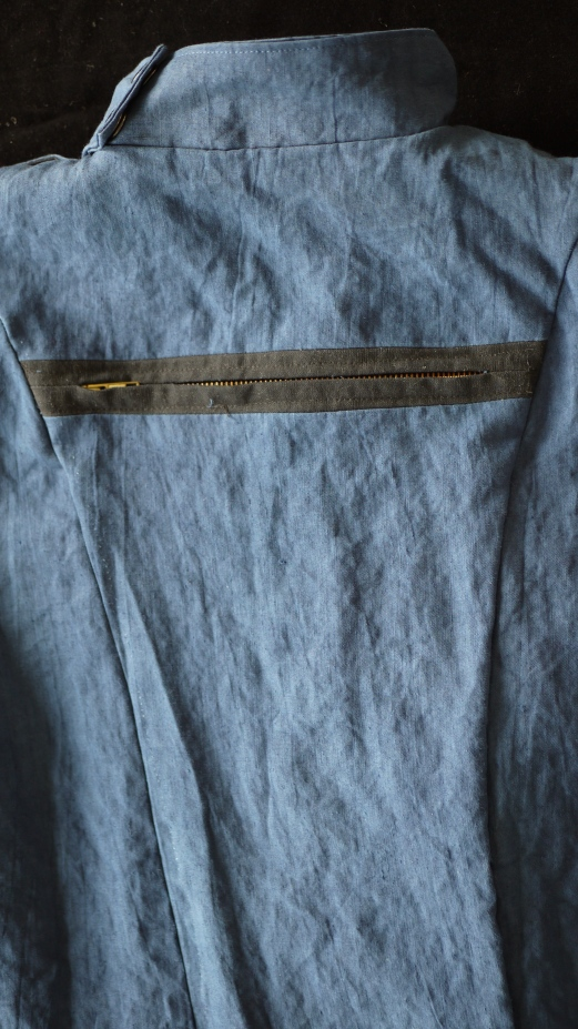 Dyed Linen & Attachtments